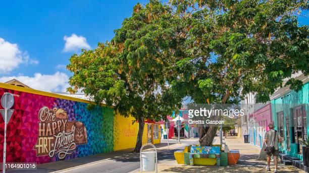 アルバ(サン・ニコラアス州) - オランダ領リーワード諸島 ストックフォトと画像