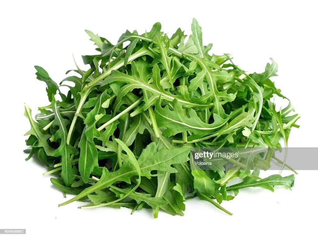 Arugula salad . : Stock Photo