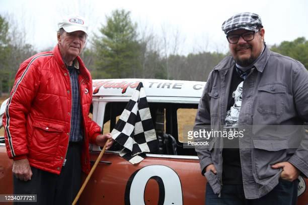 """Arundel Speedway: Ultimate Badass"""" Episode 206 -- Pictured: Bruce Elder, Matthew Dillner --"""