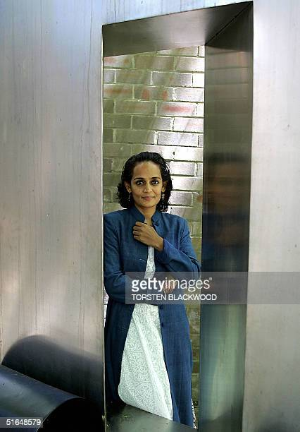 Arundhati Roy the awardwinning Indian novelist and human rights campaigner contemplates the controversy surrounding her winning of the Australian...