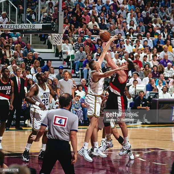 Portland Trail Blazers Roster 1992: 60 Top Arvydas Sabonis Pictures, Photos, & Images