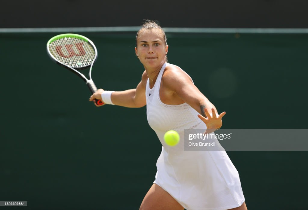 Day Five: The Championships - Wimbledon 2021 : News Photo