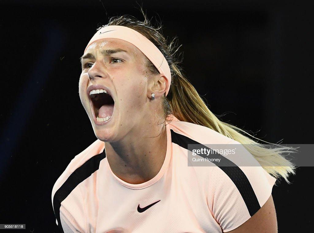 2018 Australian Open - Day 2