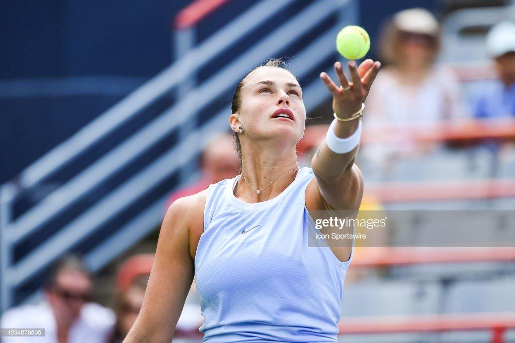 TENNIS: AUG 14 National Bank Open : News Photo