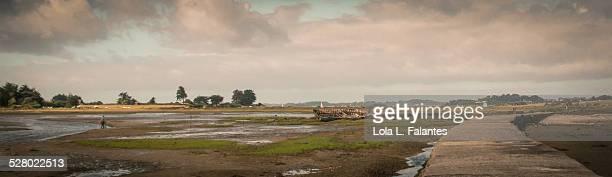 arz island landscape - lola lane stock pictures, royalty-free photos & images