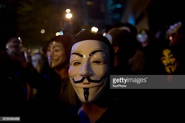 As a worldwide movement against corruption and commemorating Guy Fawkes's legacy this 5th of November was especially significant for Hong Kong A...