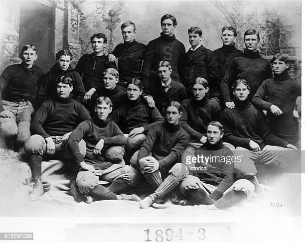 As an extracurricular activity Herbert Hoover managed the Stanford University football team