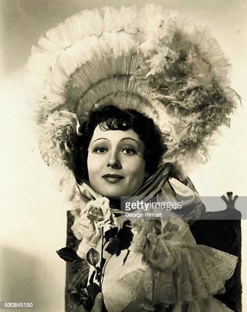 As Anna Held Louise Rainer rises to greater heights of screen fame in MetroGoldwynMayer's The Great Ziegfield also starring William Powell and Myrna...