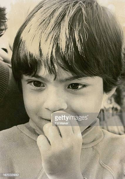 DEC 13 1976 DEC 21 1976 DEC 26 1976 As do most children Rudy Delgado likes smelling crushed allspice leaf He got first aromatic whiff during recent...