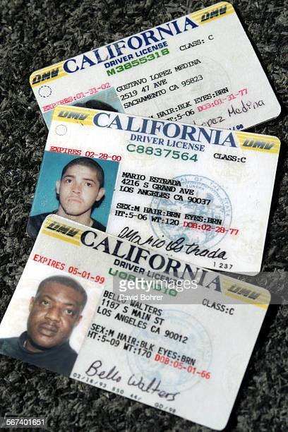 30 Top California Drivers License Pictures, Photos and