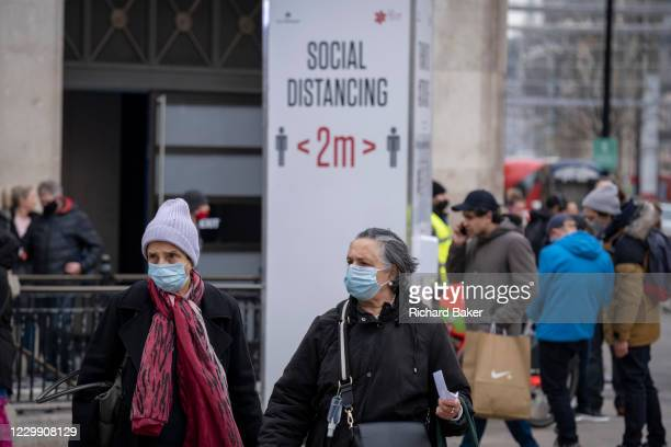 As England finishes its second Coronavirus pandemic lockdown, and London enters a Tier 2 restriction, Londoners return to the West End to start their...