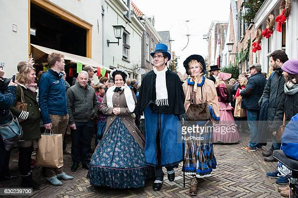As in each year at around this date the 19th century world of the English writer Charles Dickens relives in the beautiful Dutch city of Deventer This...