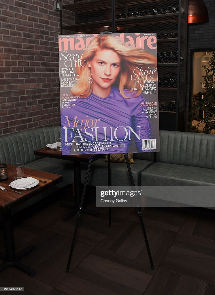 Marie Claire's Image Maker Awards 2017 - Inside : News Photo