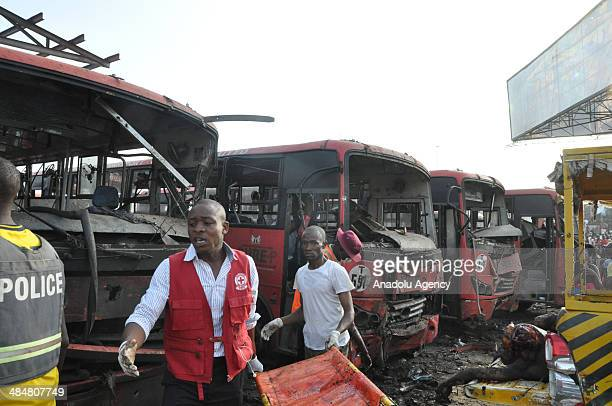 As many as 200 people are feared to have been killed after a bomb exploded on Monday in a motor park in Nigeria's capital city of Abuja