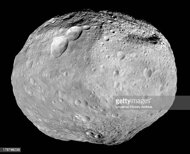 As NASA's Dawn spacecraft takes off for its next destination this mosaic synthesizes some of the best views the spacecraft had of the giant asteroid...