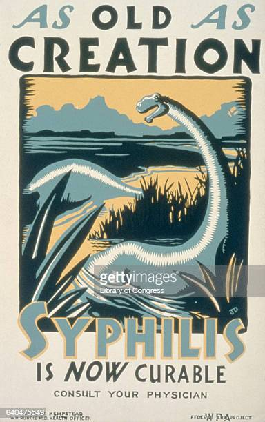As Old as Creation Syphilis is Now Curable Poster