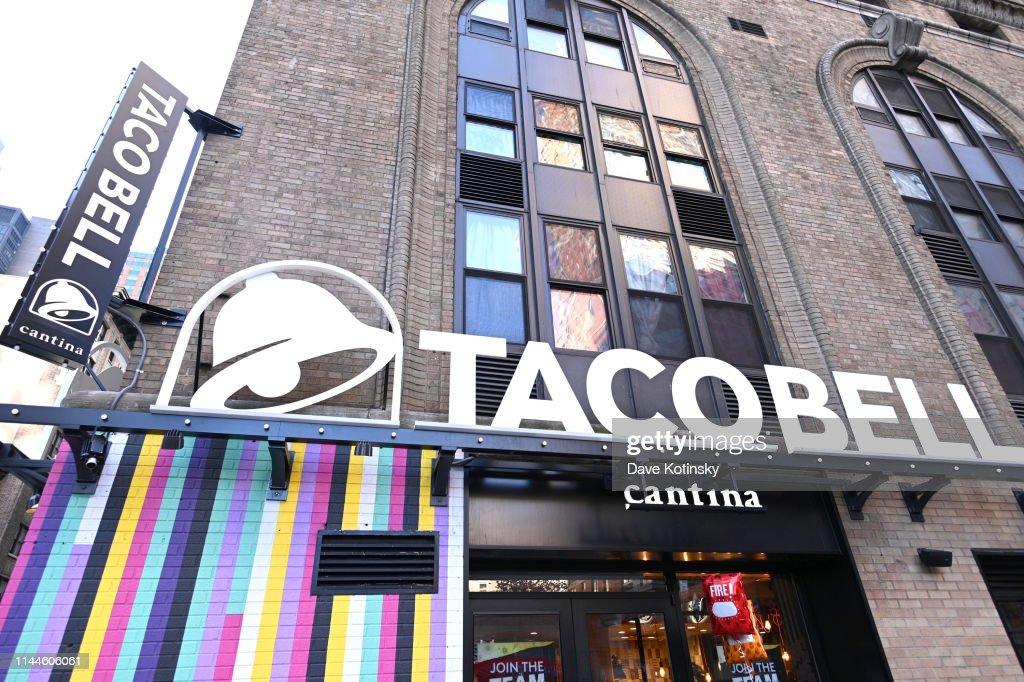 NY: Taco Bell NYC Cantina Hiring Party At 840 8th Avenue, New York, NY