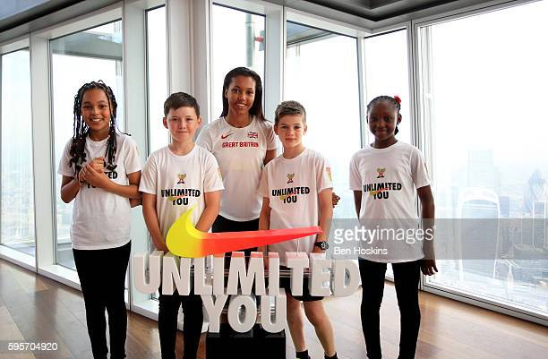 As part of a series of events in London Morgan Lake teamed up with Nike to inspire the next generation and future track and field talent at a...