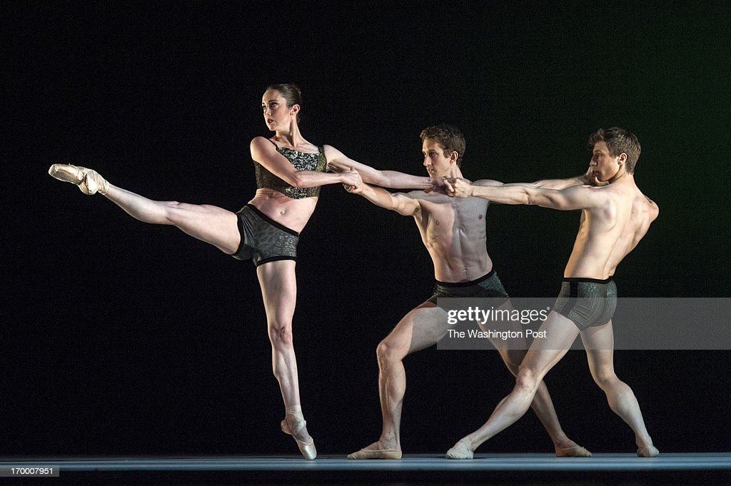 Ballet Across America III at the Kennedy Center : News Photo