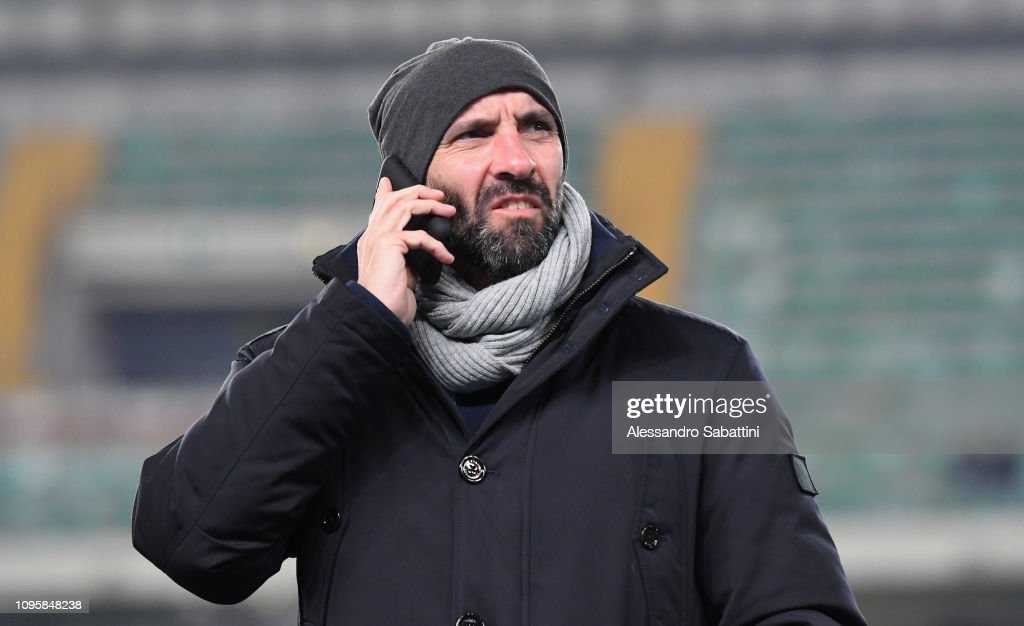Chievo Verona v AS Roma - Serie A : ニュース写真