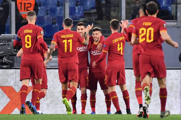 BEL: KAA Gent v AS Roma - UEFA Europa League Round of 32: Second Leg