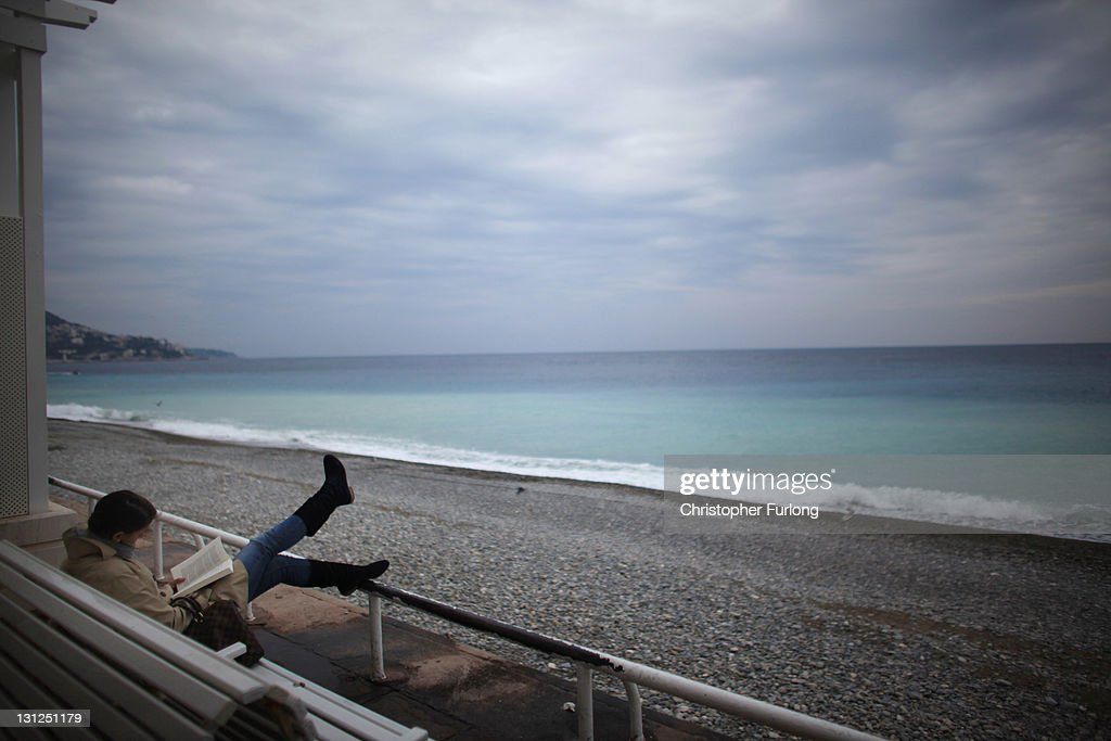 G20 Protesters Gather In Nice : News Photo