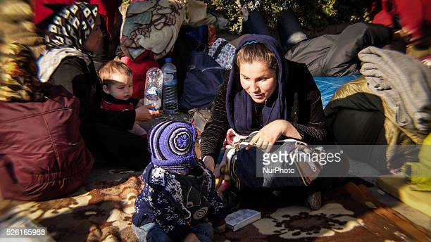 As the New Year approaches in to 2016 thousands of refugees continue to flood in to Greece on December 30 2015 When they reach Athens many Afghan and...