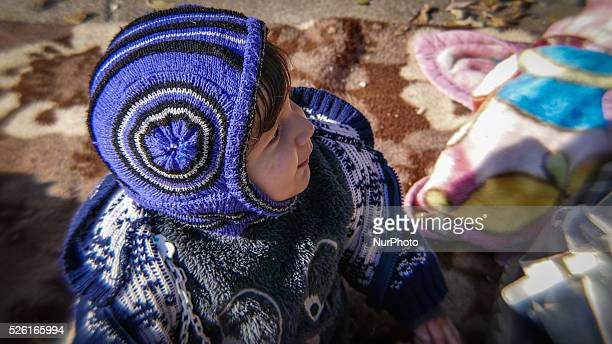 As the New Year approaches in to 2016, thousands of refugees continue to flood in to Greece, on December 30, 2015. When they reach Athens, many...