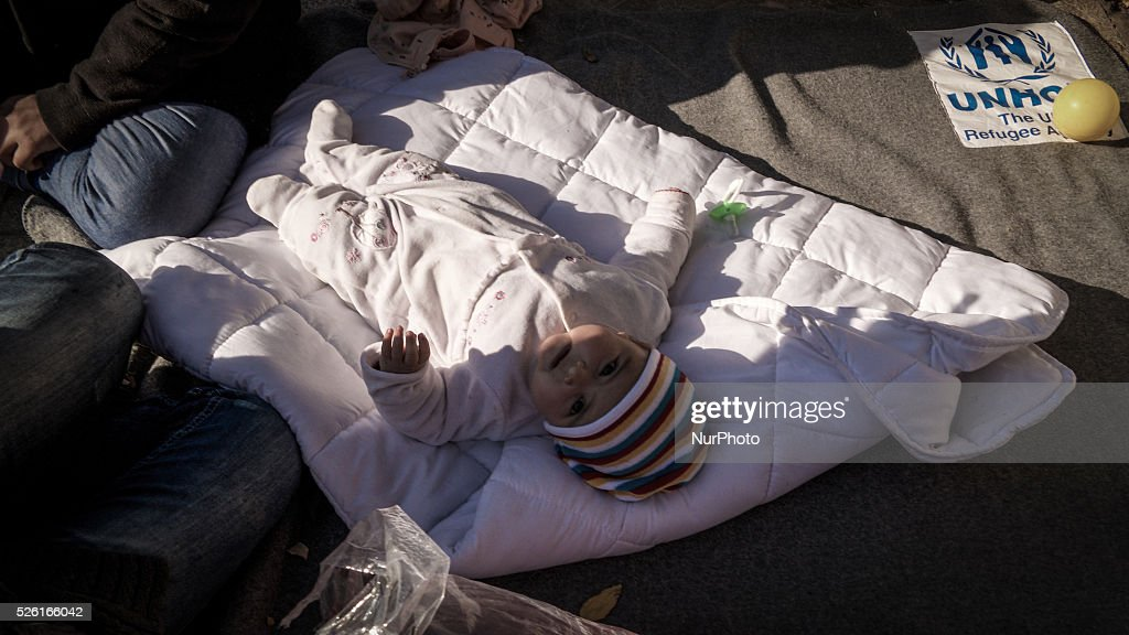 Europe Migrant Crisis - Athens : News Photo