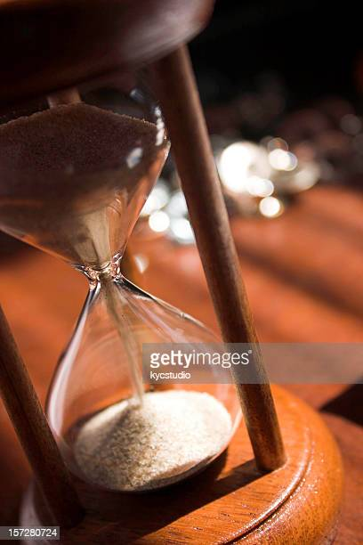 As time goes by - Hourglass