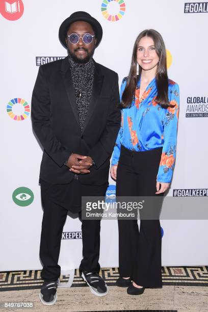 As world leaders gather in New York for the UN General Assembly musician william and Laura Ulloa attend The Goalkeepers Global Goals Awards hosted by...