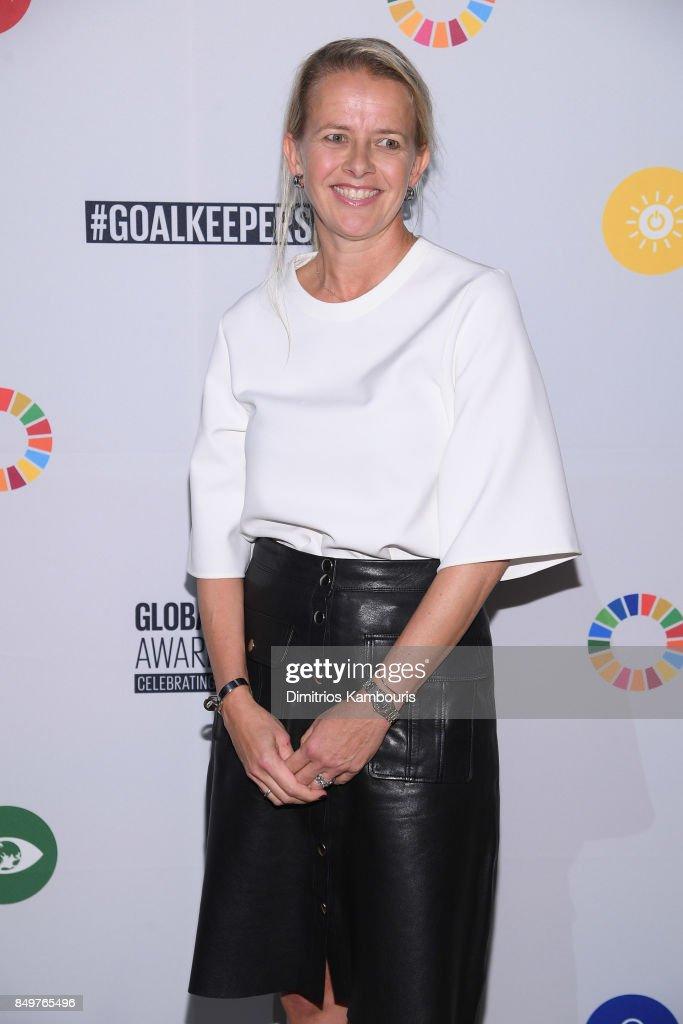 Goalkeepers: The Global Goals Awards 2017 : News Photo