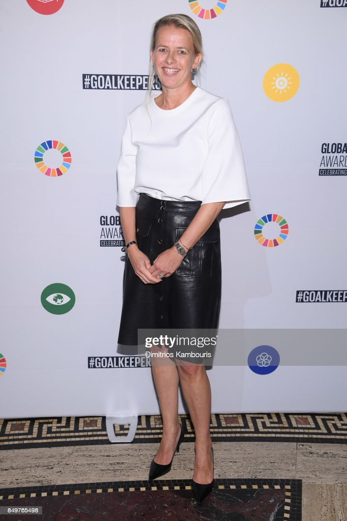 Goalkeepers: The Global Goals Awards 2017 : News Photo