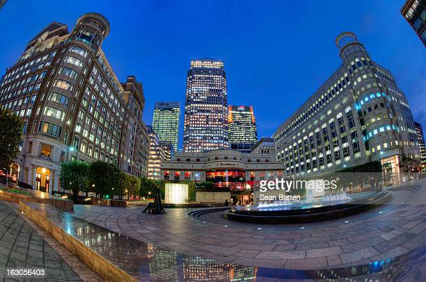 CONTENT] As you can see I'm still having some fun and games with the fisheye lens This is Canary Wharf in London It's one of two financial areas in...