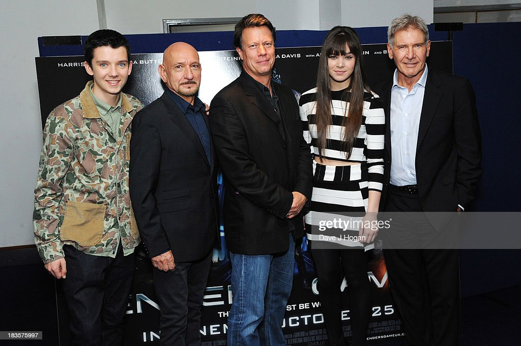 Ender's Game - Fan Event