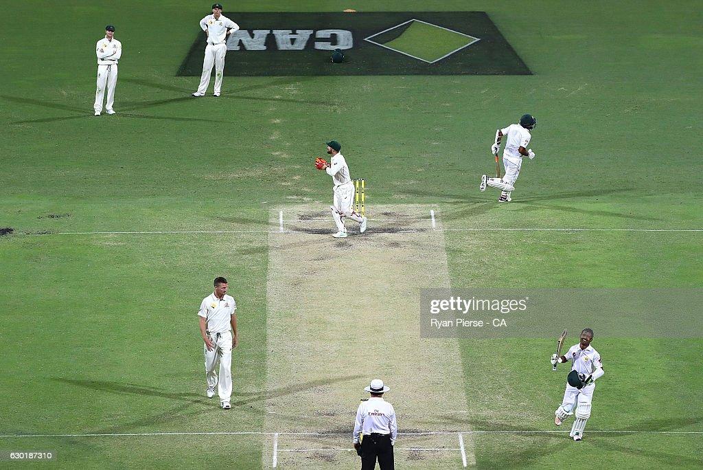 Australia v Pakistan - 1st Test: Day 4 : News Photo