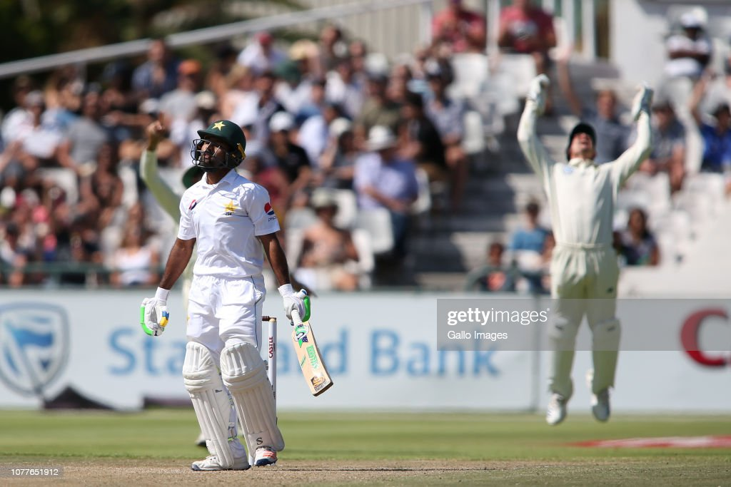 South Africa v Pakistan - Second Test : News Photo