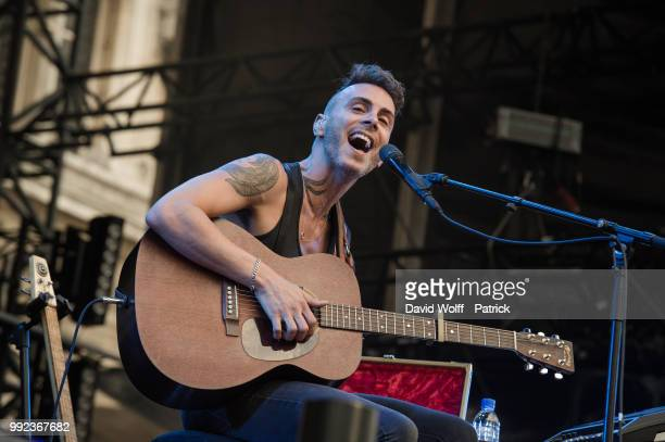 Asaf Avidan performs during Fnac Live Day 01 on July 5 2018 in Paris France