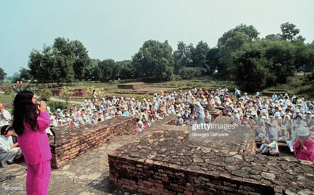 Aum Shinrikyo in India : News Photo