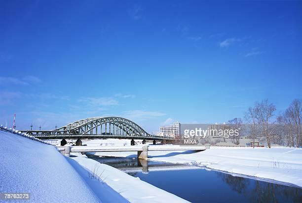 Asahikawa City, Hokkaido, Japan