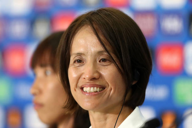 FRA: Japan Press Conference - 2019 FIFA Women's World Cup France
