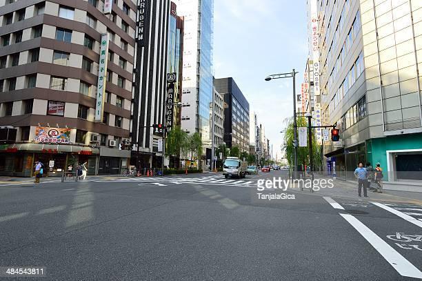Asakusa street view
