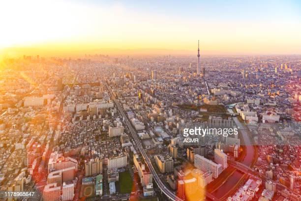 asakusa, tokyo sky tree, japan skyline - この撮影のクリップをもっと見る 2025 stock pictures, royalty-free photos & images