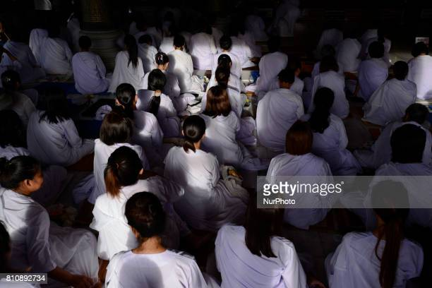 Asalha Puja brings together Buddhists for the Merit Making ceremony that starts with Monks chanting and then is followed by lighting candles and...