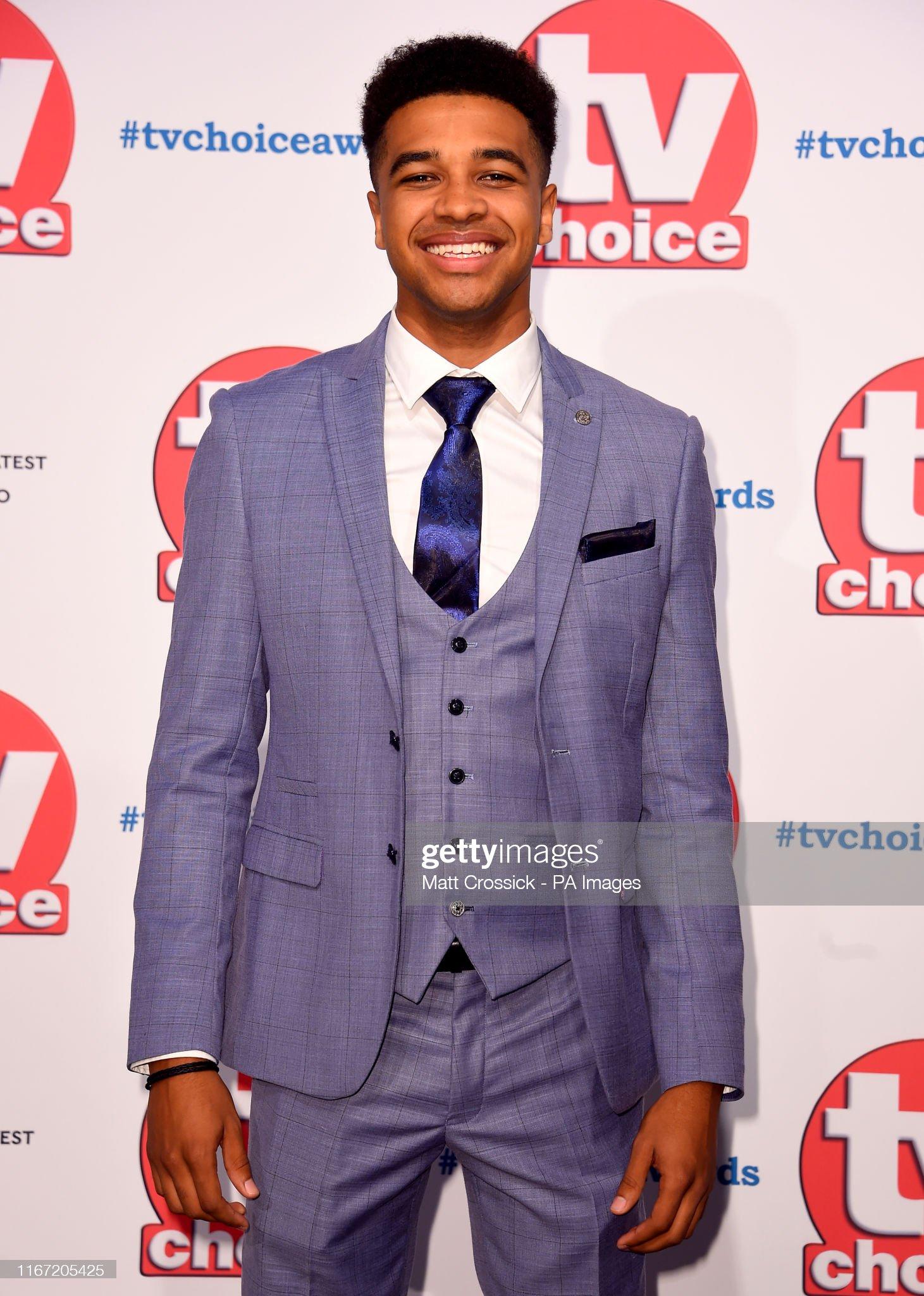 TV Choice Awards 2019 - London : News Photo