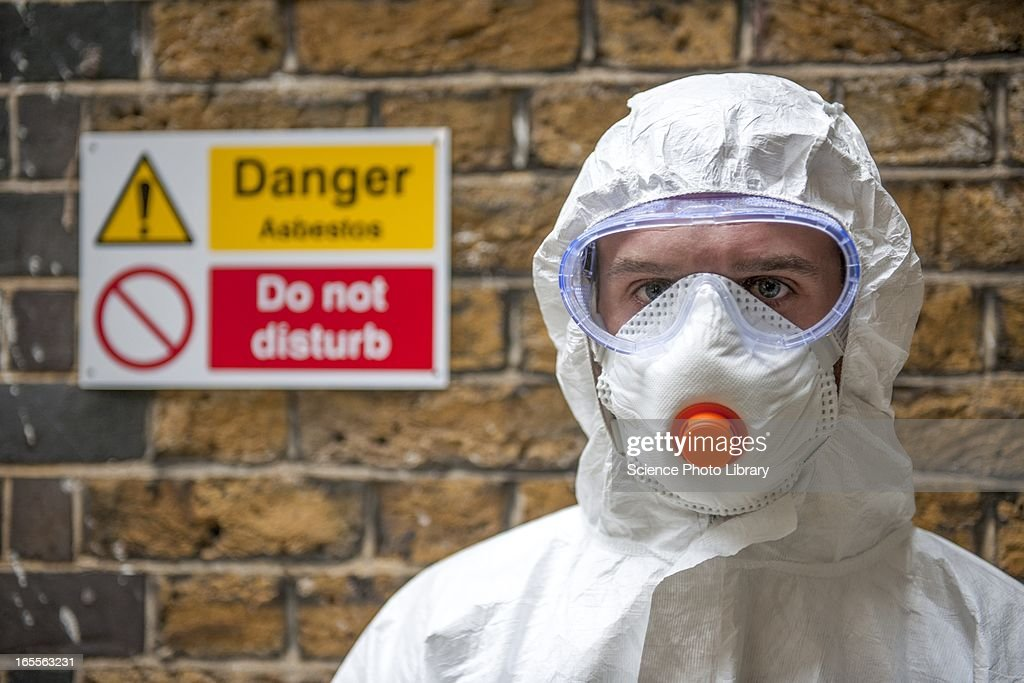 Asbestos protection : Photo