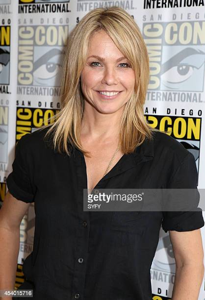 DIEGO 'Ascension Press Room/Panel' Pictured Andrea Roth