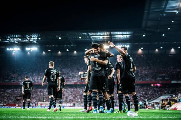 DEU: 1. FC Köln v Borussia Dortmund - Bundesliga for DFL