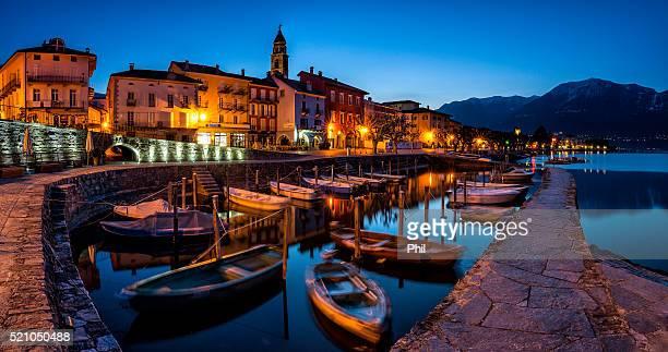 ascona, switzerland - ticino canton stock pictures, royalty-free photos & images