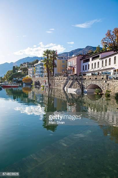 ascona - switzerland - ticino canton stock pictures, royalty-free photos & images